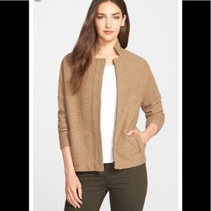 Eileen Fisher merino wool jacket